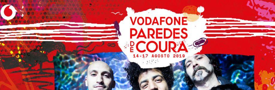 Festival Paredes de Coura Cover Image