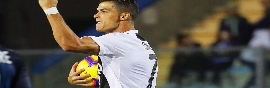 Cristiano Ronaldo Cover Image