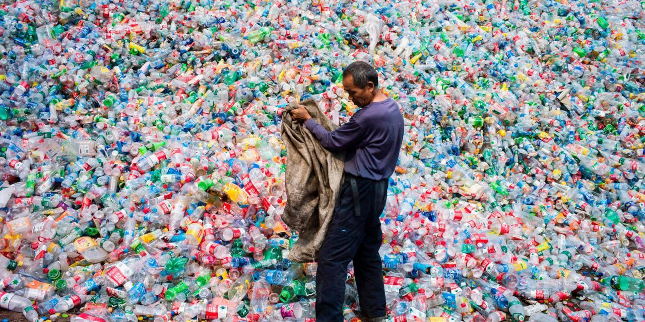 91%: A Chocante Percentagem de Plástico que Não é Reciclado  | National Geographic